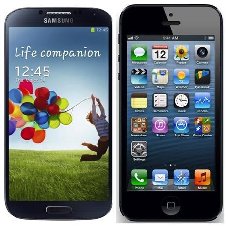 Apple iPhone 5s Beat Galaxy S4 in sales in 2 Weeks