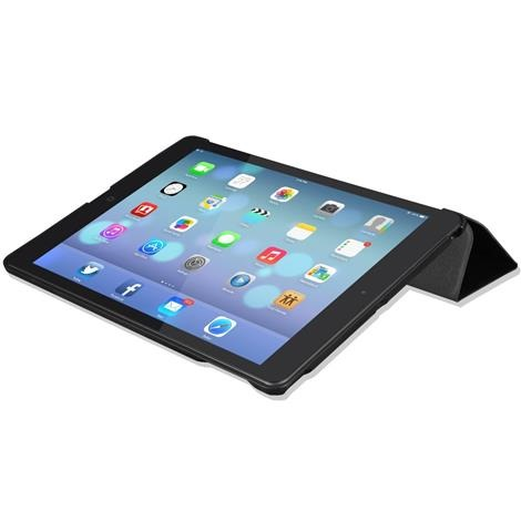 Moko Ultra Slim Lightweight Smart-shell Stand Case for Apple iPad Air