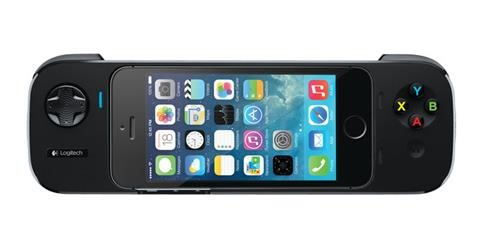 Logitech PowerShell Controller for Iphone 5, 5S Review
