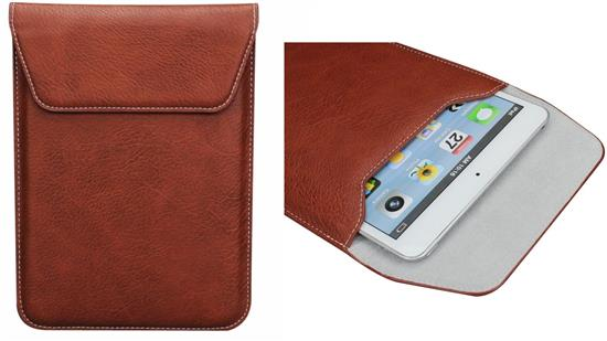 Aubaddy ipad mini leather case
