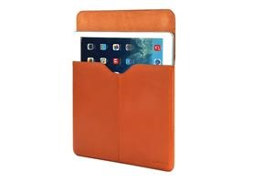 Horizontal Opening iPad Mini leather case