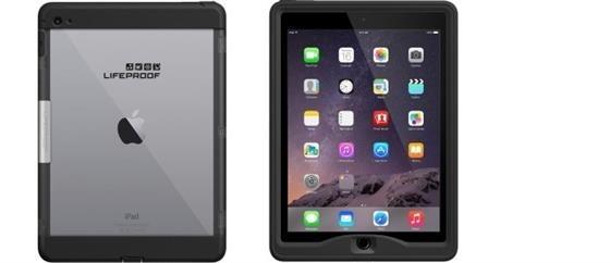 nuud iPad Air 2 Waterproof Case