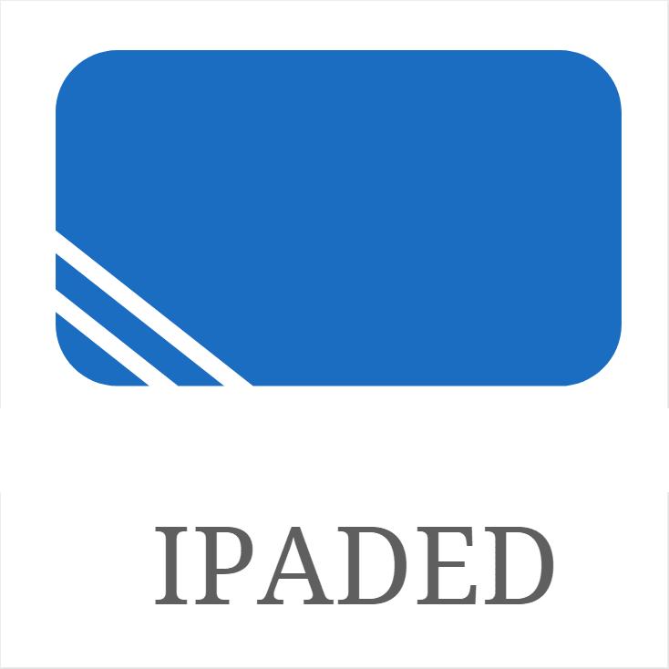 iPaded logo