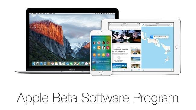 Apple Beta program