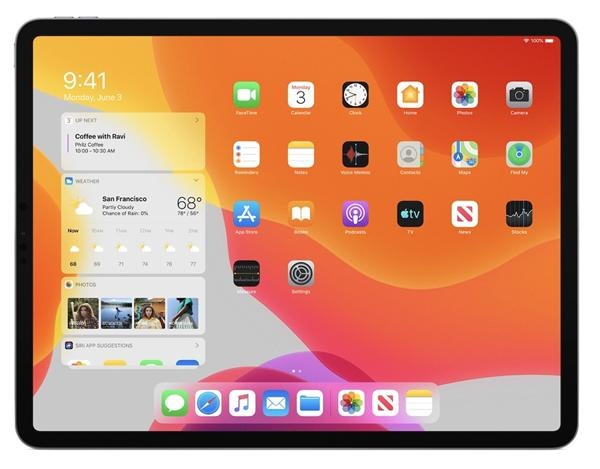 Download iPadOS 13.4 iPad